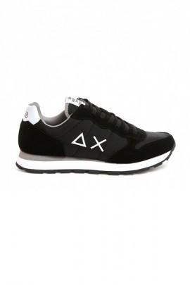 SUN 68 Men's sneakers shoes - BLACK