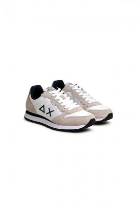 Chaussures sneakers homme SUN 68 - BIANCO