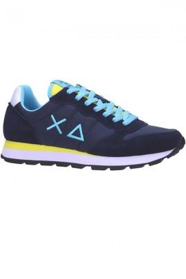SUN 68 Scarpa sneakers uomo - BLU