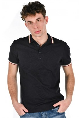 ANTONY MORATO Polo with piping