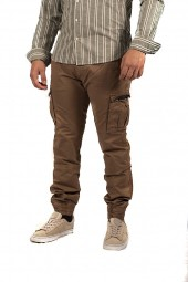 FIFTY FOUR Trousers with pockets and cuff
