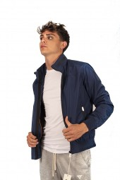 FRED MELLO Jacket with heat-sealed zip