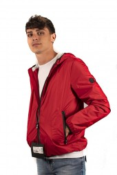 FIFTY FOUR Hooded jacket