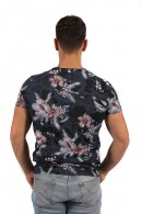 FIFTY FOUR T-shirt stampa fiori