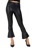 GUESS Pantalones de piel sintética