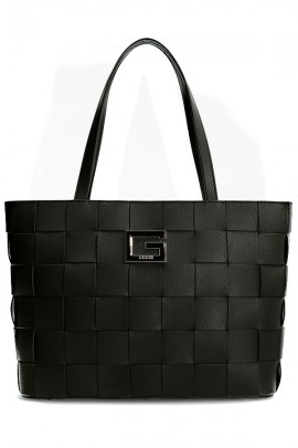 GUESS Large woven bag