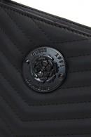 GUESS Große Tasche aus gestepptem Leder