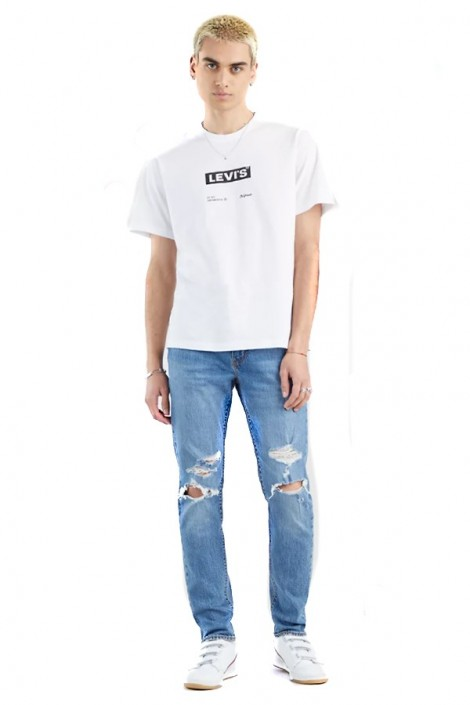 LEVIS 512 ™ slim ripped jeans
