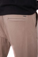 IMPERIAL Chino trousers with turn
