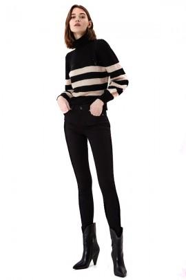 LIU JO Super skinny 5-pocket trousers