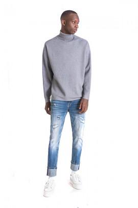 ANTONY MORATO Paul skinny jeans with tears